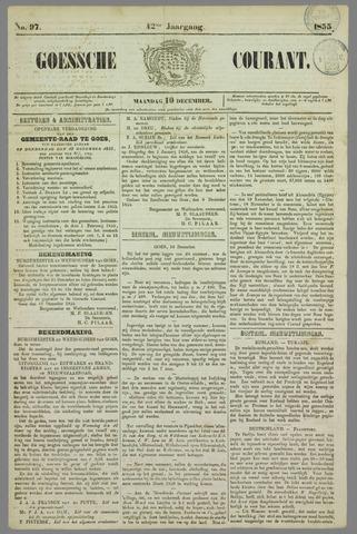 Goessche Courant 1855-12-10
