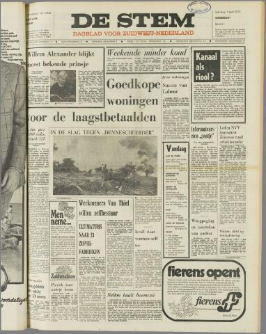 de Stem 1973-04-14