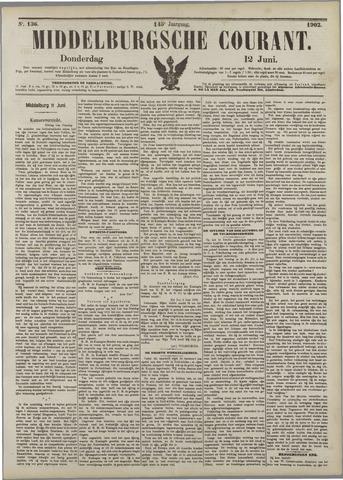 Middelburgsche Courant 1902-06-12