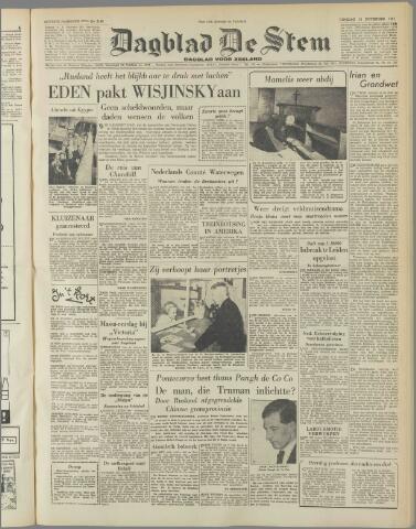de Stem 1951-11-13