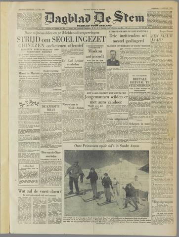 de Stem 1951