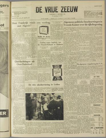 de Vrije Zeeuw 1961-10-04