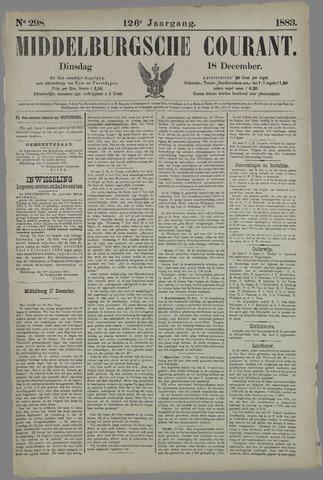 Middelburgsche Courant 1883-12-18