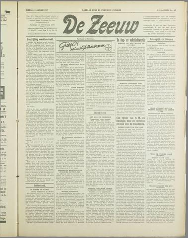 De Zeeuw. Christelijk-historisch nieuwsblad voor Zeeland 1937-01-05