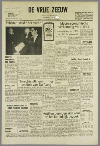 de Vrije Zeeuw 1965-09-24