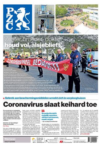 Provinciale Zeeuwse Courant 2020-04-17