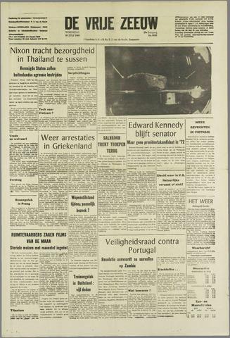 de Vrije Zeeuw 1969-07-30