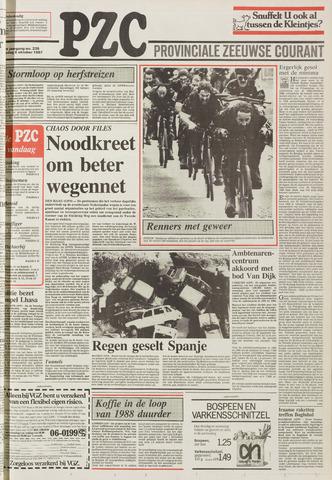 Provinciale Zeeuwse Courant 1987-10-06