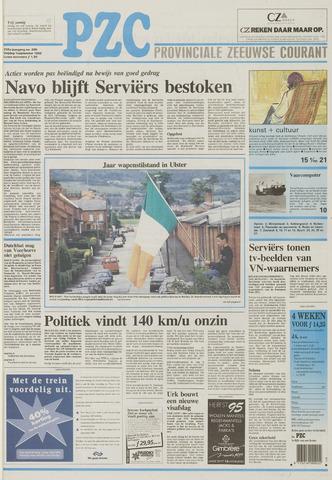 Provinciale Zeeuwse Courant 1995-09-01