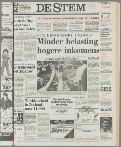 de Stem 1982-08-19