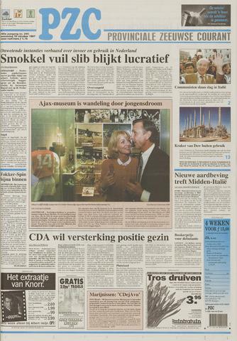 Provinciale Zeeuwse Courant 1997-10-15