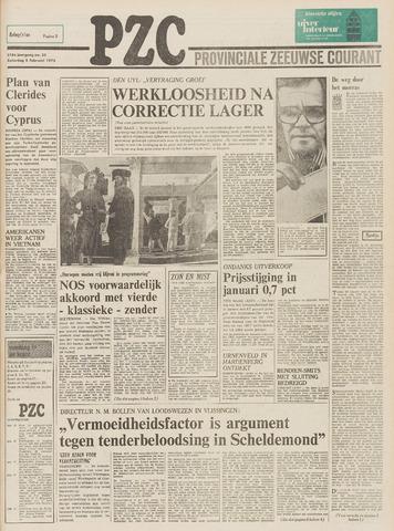 Provinciale Zeeuwse Courant 1975-02-08