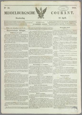 Middelburgsche Courant 1861-04-25