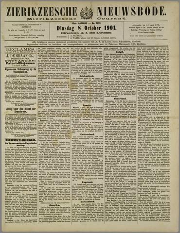 Zierikzeesche Nieuwsbode 1901-10-08