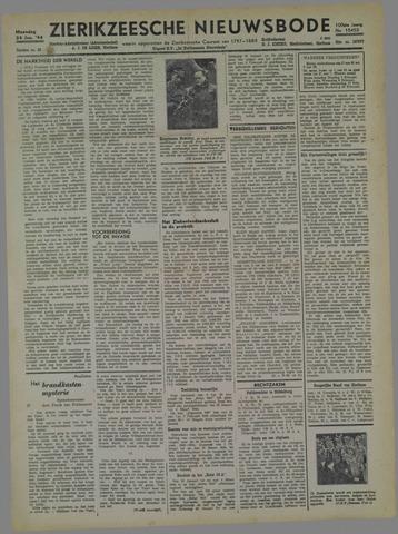 Zierikzeesche Nieuwsbode 1944-01-24