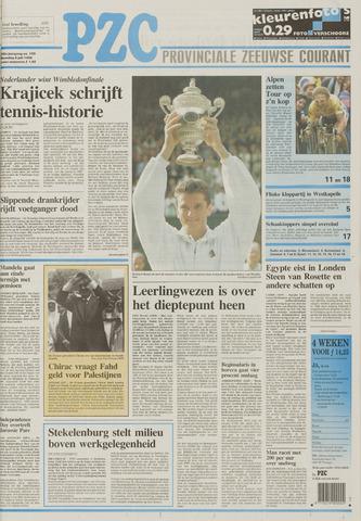 Provinciale Zeeuwse Courant 1996-07-08