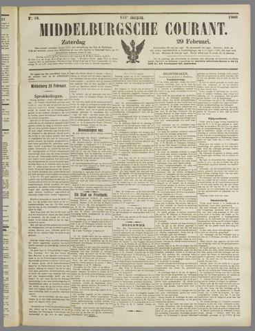 Middelburgsche Courant 1908-02-29