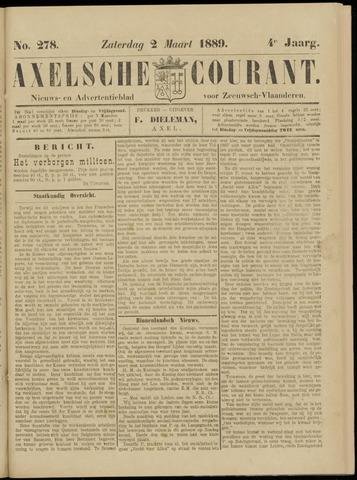 Axelsche Courant 1889-03-02