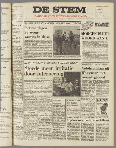 de Stem 1971-08-16