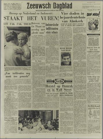 Zeeuwsch Dagblad 1962-05-30