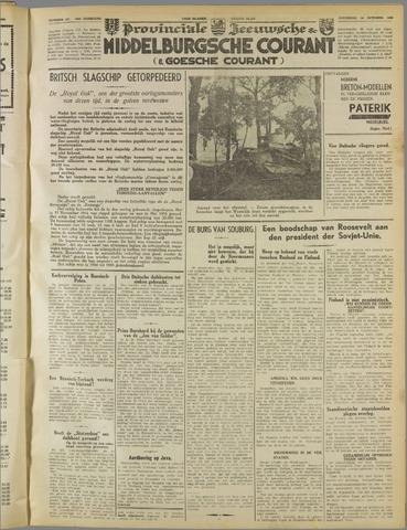 Middelburgsche Courant 1939-10-14