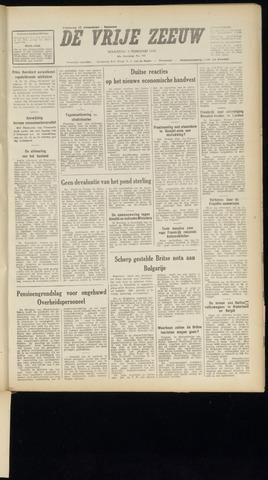 de Vrije Zeeuw 1948-02-09