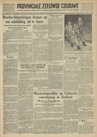 Provinciale Zeeuwse Courant 1950-12-29