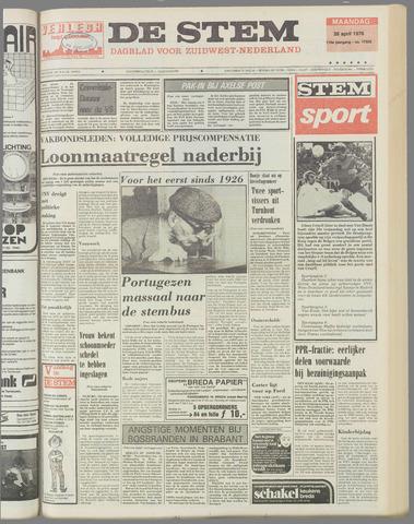 de Stem 1976-04-26