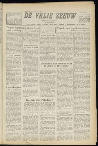 de Vrije Zeeuw 1948-01-09