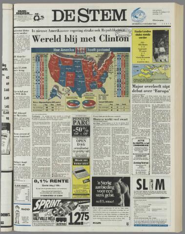 de Stem 1992-11-05