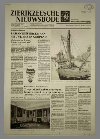 Zierikzeesche Nieuwsbode 1981-06-16