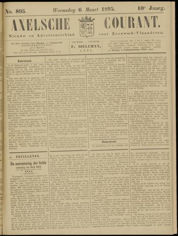 Axelsche Courant 1895-03-06