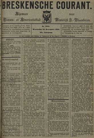Breskensche Courant 1913-12-24