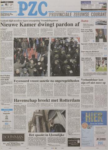 Provinciale Zeeuwse Courant 2006-12-01