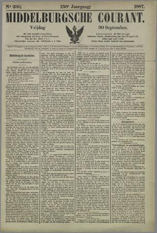 Middelburgsche Courant 1887-09-30