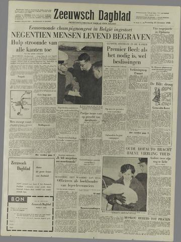 Zeeuwsch Dagblad 1958-12-24
