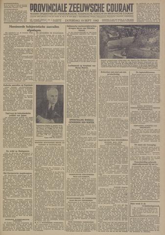 Provinciale Zeeuwse Courant 1942-09-19