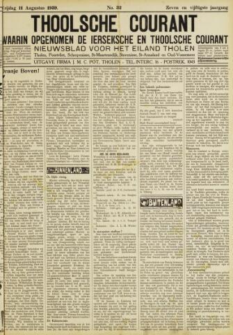 Ierseksche en Thoolsche Courant 1939-08-11