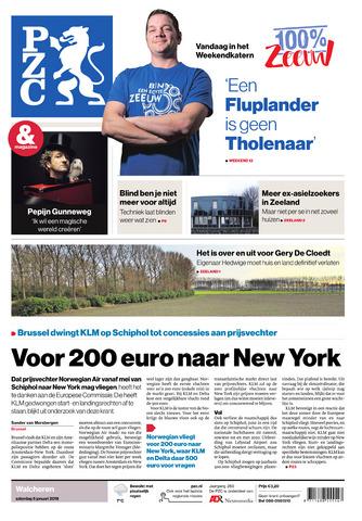 Provinciale Zeeuwse Courant 2018-01-06