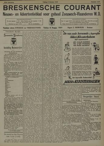 Breskensche Courant 1936-10-09