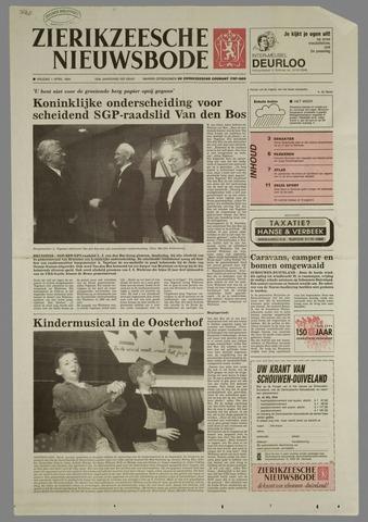 Zierikzeesche Nieuwsbode 1994-04-01