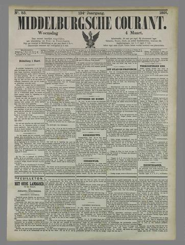 Middelburgsche Courant 1891-03-04
