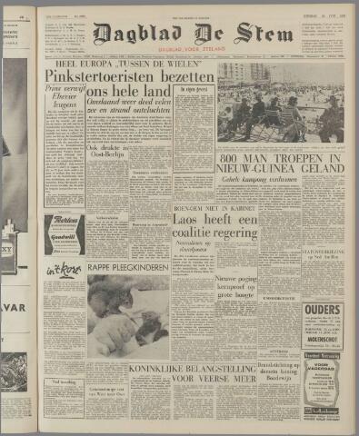 de Stem 1962-06-12