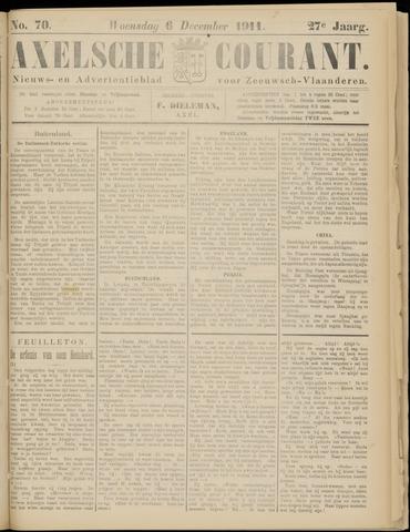 Axelsche Courant 1911-12-06