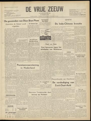 de Vrije Zeeuw 1954-05-20
