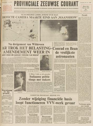 Provinciale Zeeuwse Courant 1969-11-20