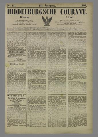 Middelburgsche Courant 1888-06-05