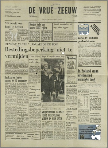 de Vrije Zeeuw 1973-12-01