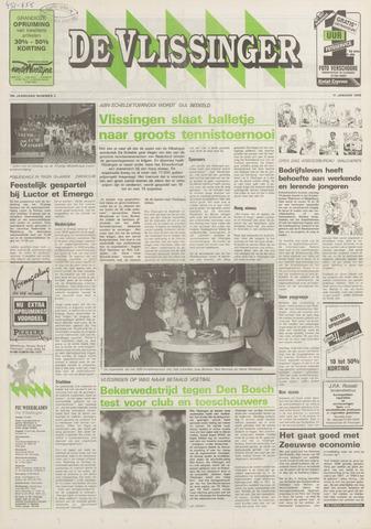 de Vlissinger 1989