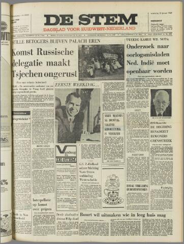 de Stem 1969-01-22